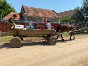 Hulptransport Roemenië